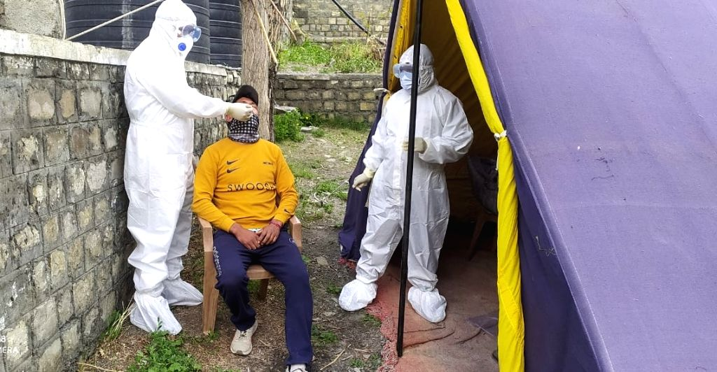 Where Himachal tribals stand guard against the pandemic.