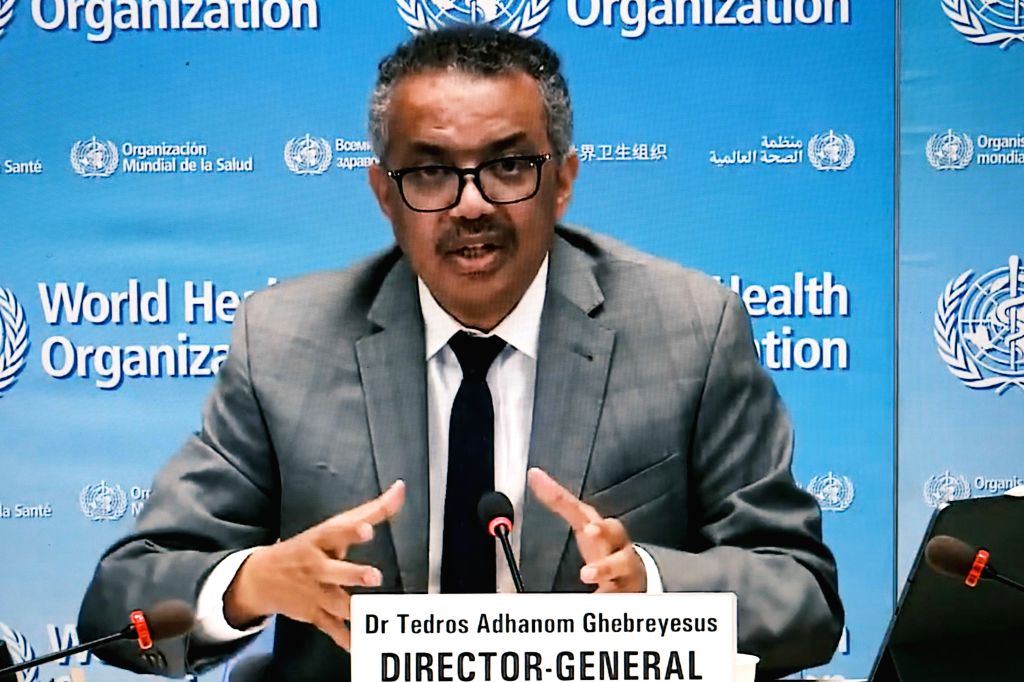 WHO chief hopes US will reconsider withdrawal decision