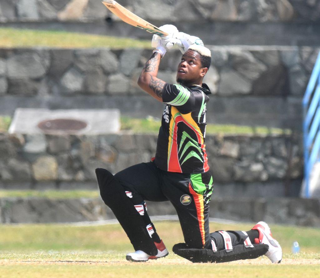 Wickets for Joseph, runs for Hetmyer, win for Guyana.
