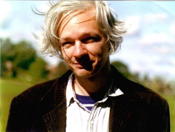 WikLeaks founder Julian Assange.
