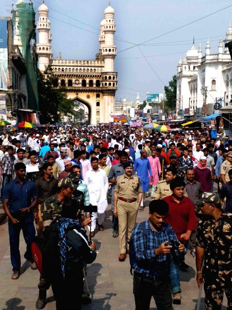 Will help anti-CAA agitators exit country: Telangana BJP MP