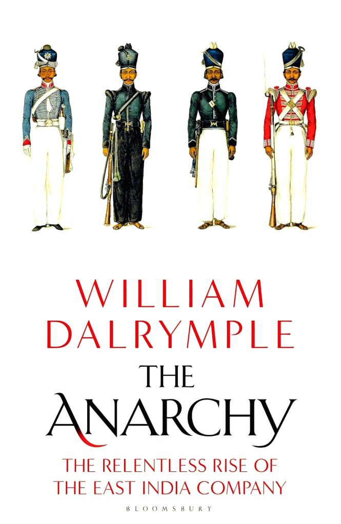 William Dalrymple's bestseller 'The Anarchy' to be adapted into TV series.