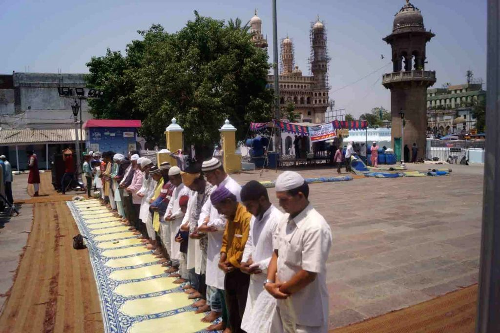 With holy month of Ramadan all set to begin from Saturday or Sunday, various departments in Hyderabad are geared up to ensure uninterrupted electricity and water supply to people, especially Muslim-majority areas. (Photo: IANS)