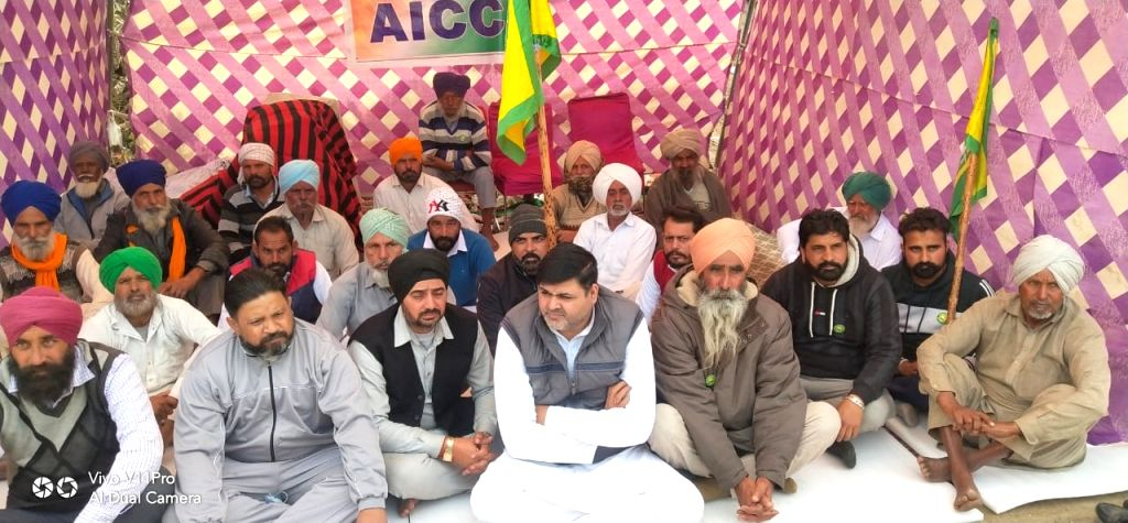 With the farmers agitation continuing for the 54th day and the crucial 10th round of talks of the farmers with the government scheduled on Tuesday, Kisan Congress Vice President Surendra Solanki on ... - Narendra Modi
