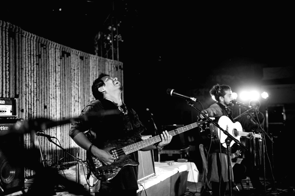With their aim of making Kabir's verses accessible to all, the five-member contemporary bandKabir Cafe presenting their interpretation through music filled with pop, reggae, rock, folk ...