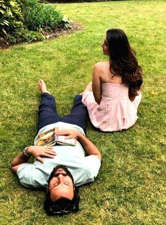 WKareena Kapoor, Saif Ali Khan 'fall asleep' as lockdown continues. - Saif Ali Khan