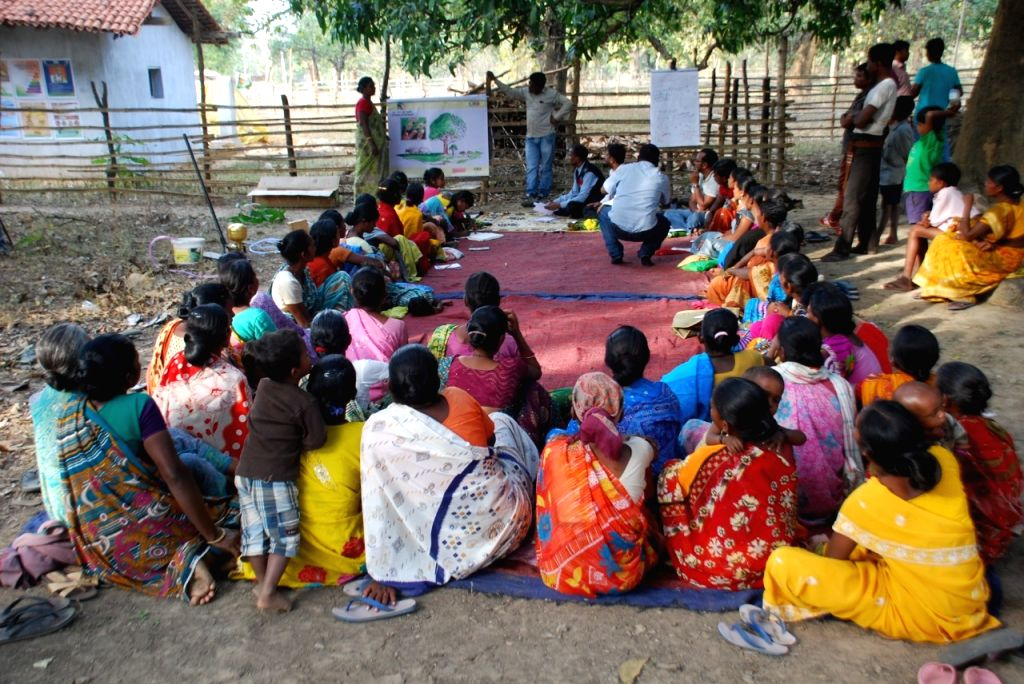 Women farmers of Jharkhand are earning millions from lacquer farming.