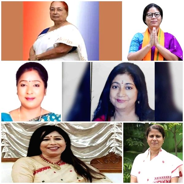 Women lawmakers declining in Assam assembly