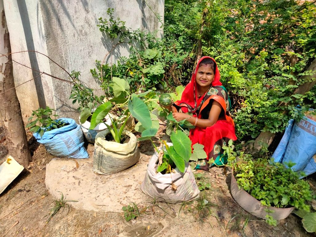 Women of self-help groups are writing a story of progress.