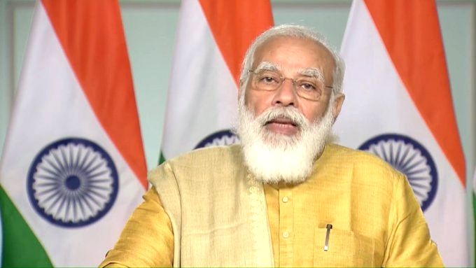 World again looking towards India for guidance: PM