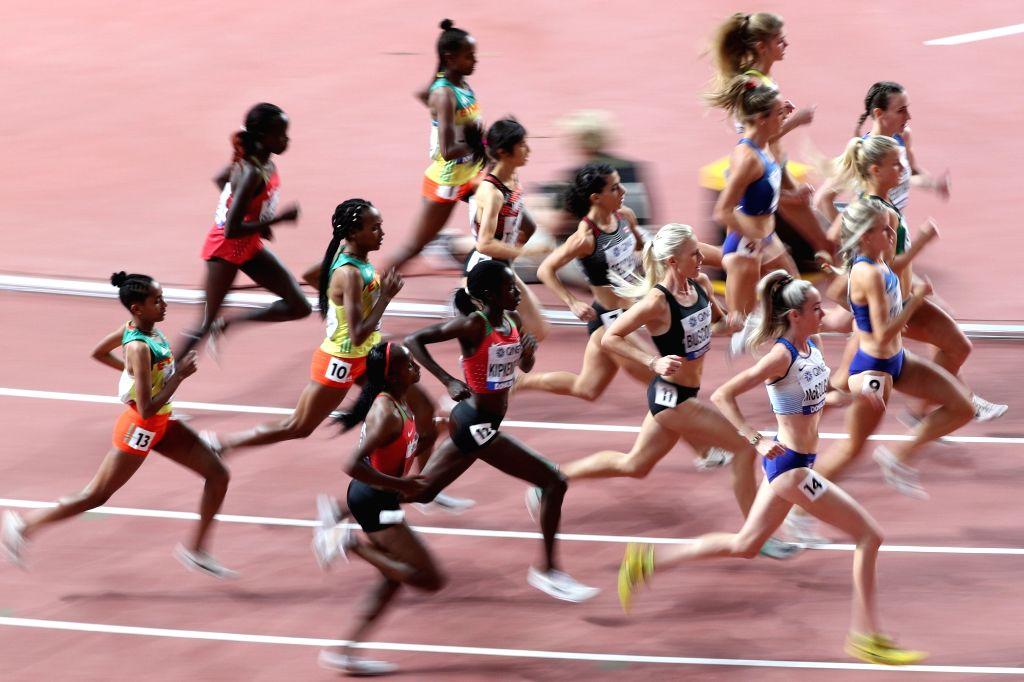 World Athletics.