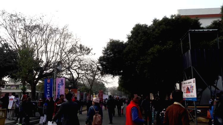 World Book Fair at Pragati Maidan
