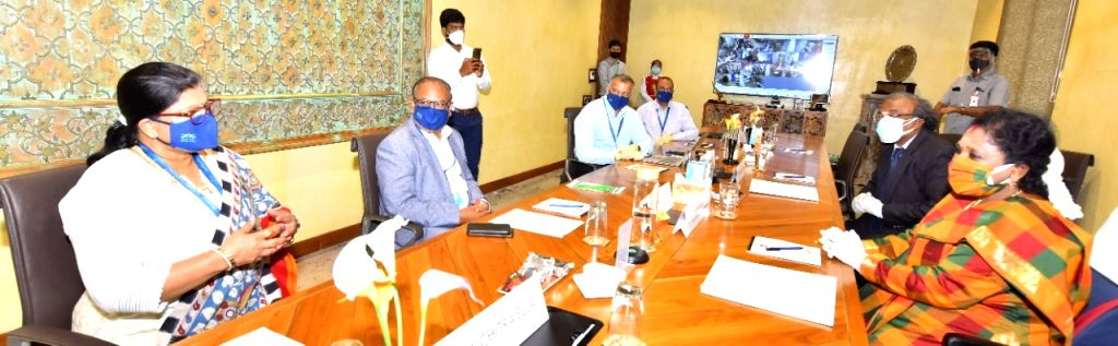 World looking at Hyderabad for COVID vaccine
