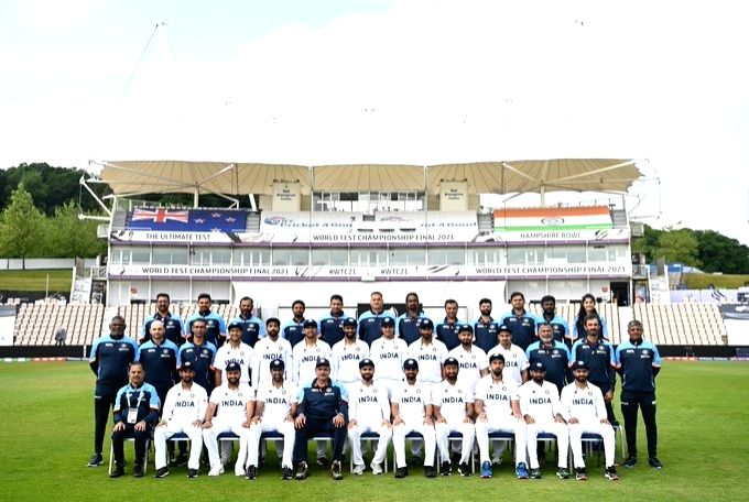 World Test Championship final a technology spin.