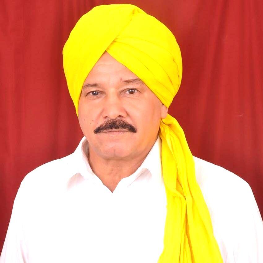 Wrestler Kartar Singh. - Kartar Singh