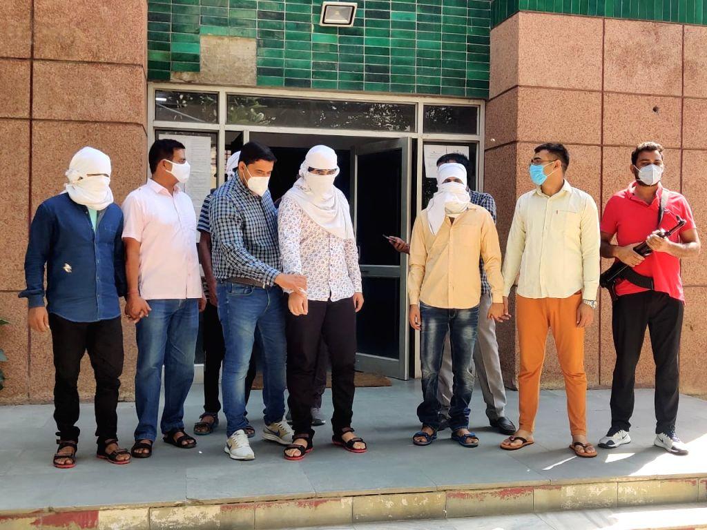 Wrestler murder case: Police arrests 4 associates of olympian Sushil Kumar, all members of Kala Asauda and Neeraj Bawana gang. - Sushil Kumar
