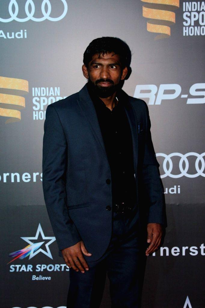 Wrestlers must be more careful, camp must go on: Yogeshwar Dutt - Yogeshwar Dutt