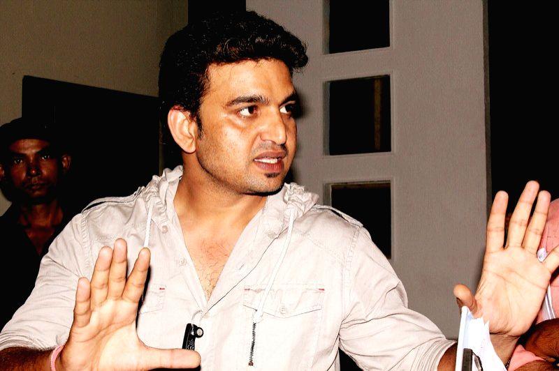 writer-director Indervesh Yogee - Indervesh Yogee