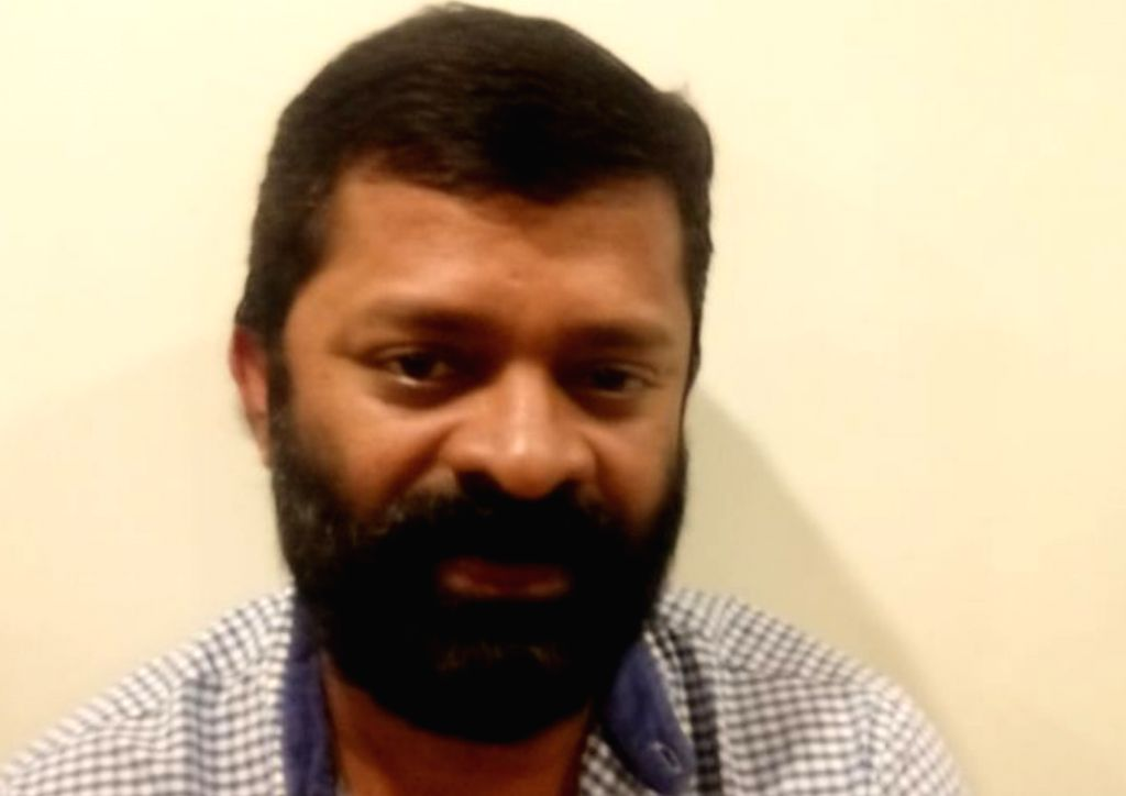 Writer-director K.R. Sachidanandan. - K.