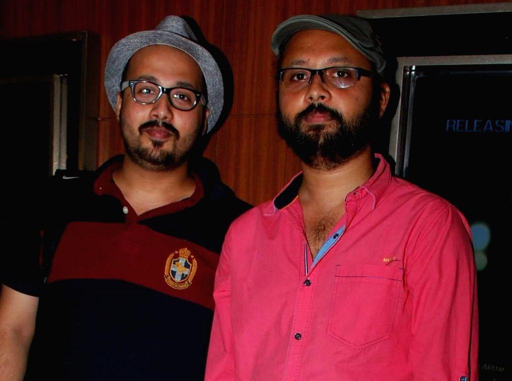 Writers Satyanshu and Devanshu Singh. - Devanshu Singh