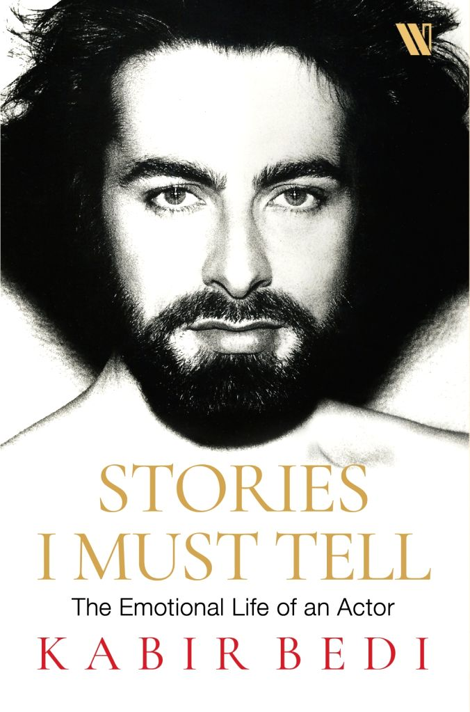 Writing my memoir was both cathartic and revelatory: Kabir Bedi. - Kabir Bedi