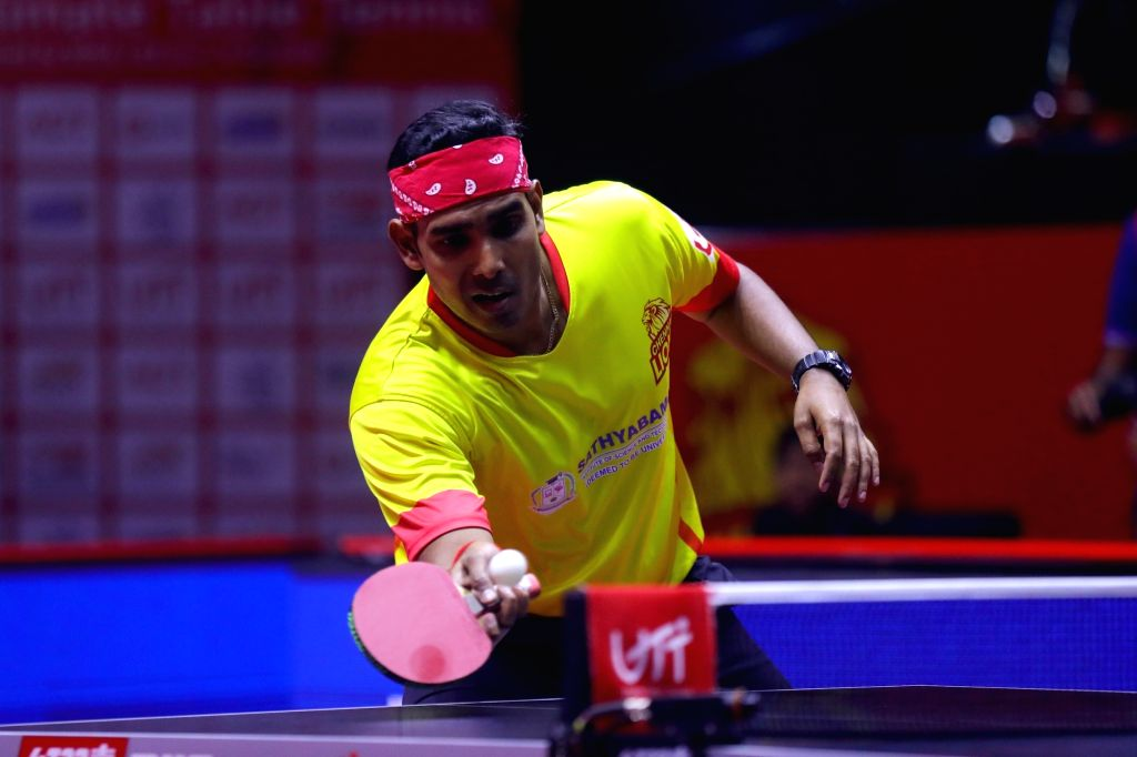 WTT Contender: Paddler Sharath loses in pre-quarters