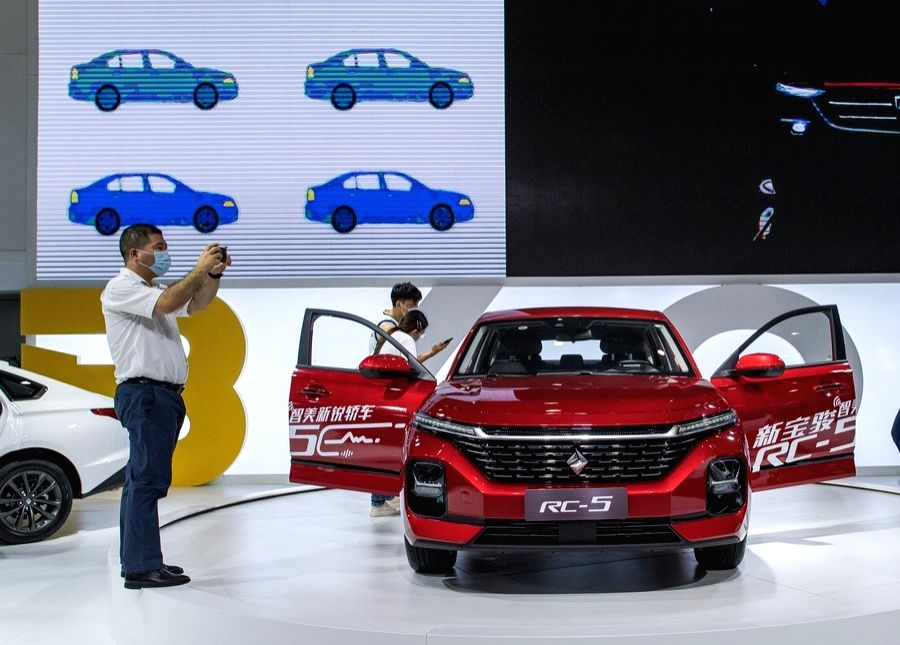 WUHAN, Aug. 14 The 18th Central China International Auto Show, which started on Thursday in Wuhan and expects more than 100,000 visitors, marks the largest show of its kind since the city ...
