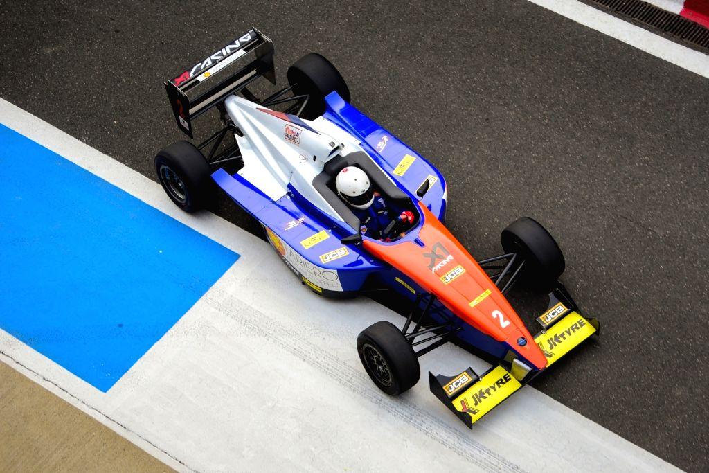 X1 Racing League.