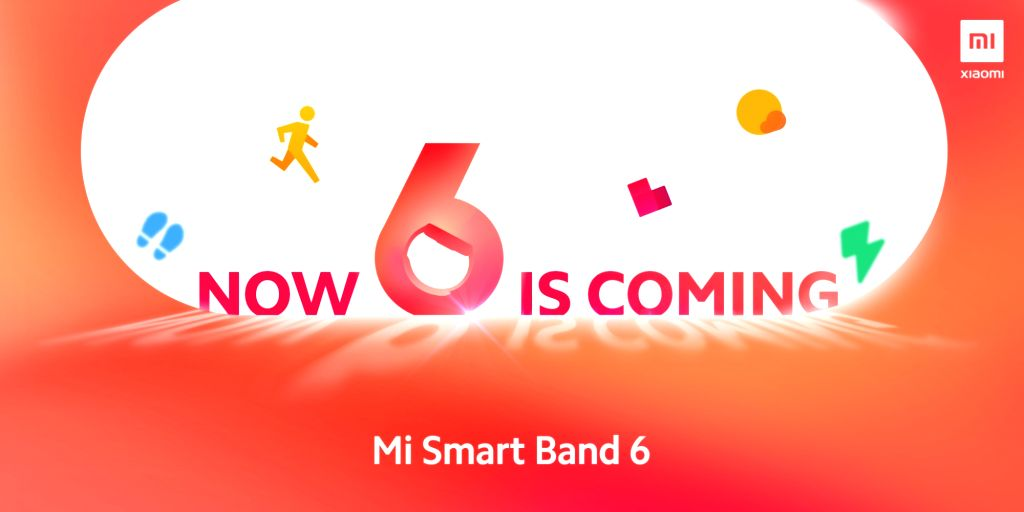 Xiaomi Mi Band 6 to launch on March 29.