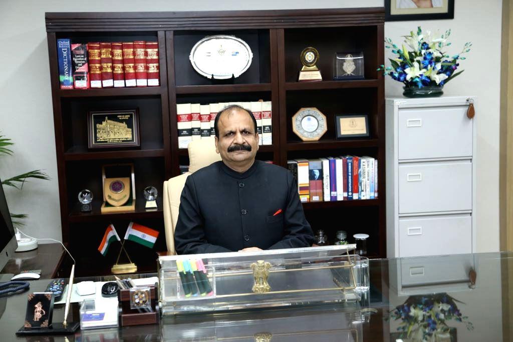 Y.C. Modi. (Photo: IANS/NIA) - C. Modi