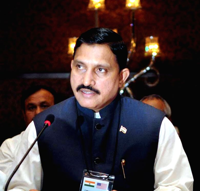 Y. S. Chowdary. (File Photo: IANS)