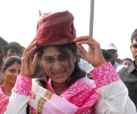 Y S Sharmila.