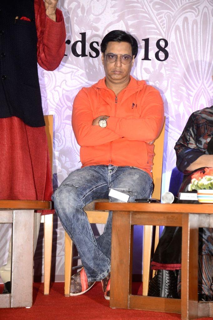 Yash Chopra Memorial Award jury members -  director Madhur Bhandarkar during a press conference to announce the winner of the prestigious award in Mumbai on Jan 28, 2018. Bollywood playback ... - Madhur Bhandarkar and Asha Bhosle
