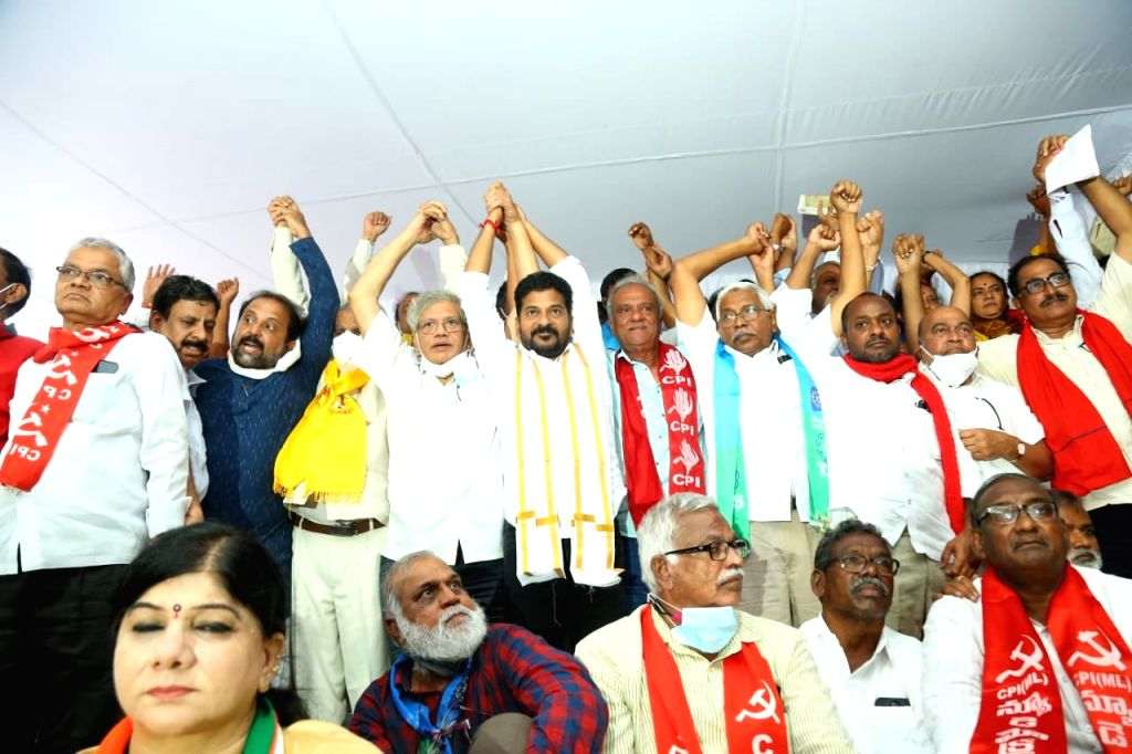Yechury calls for mass movement to save country