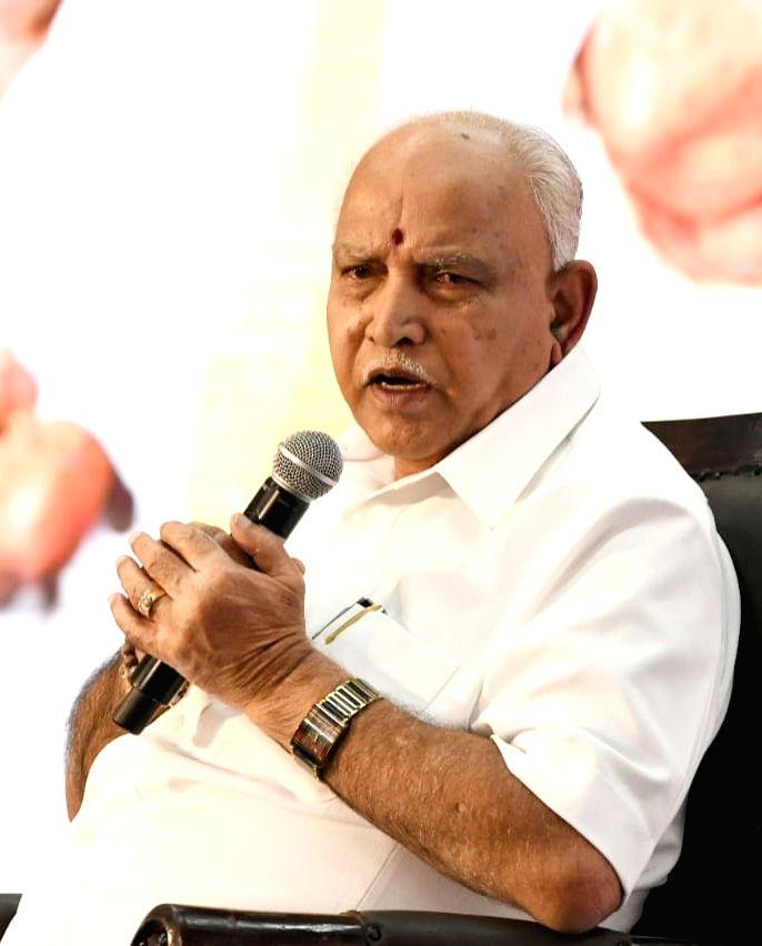 Yediyurappa to continue as CM, clarifies Savadi