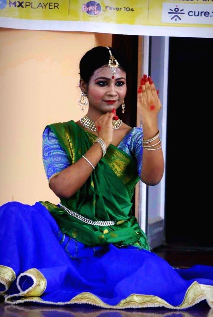 Yoga Day at Nalanda University.