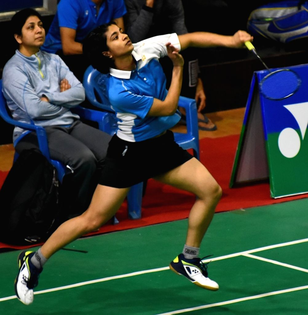 Young Girls Doubles pair of Treesa Jolly and Varshini VS are surelly a pair to watch while they play for India at the Asian Junior Championships in China.