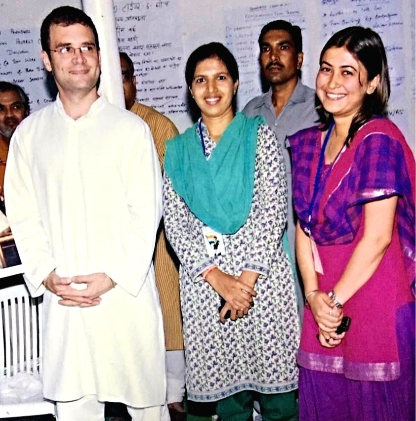 Young turks recall how Rahul Gandhi infused fresh blood in party. - Rahul Gandhi