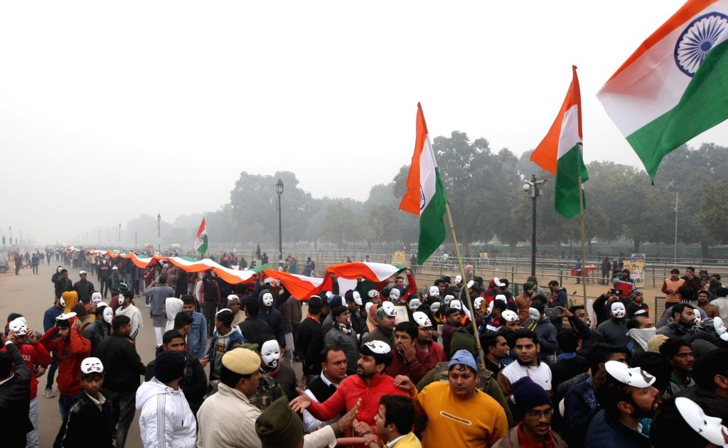Youth Congress members are miffed with the organisational polls held in the state and many have trooped to the capital and are holding a sit-in protest at the IYC headquarters here.