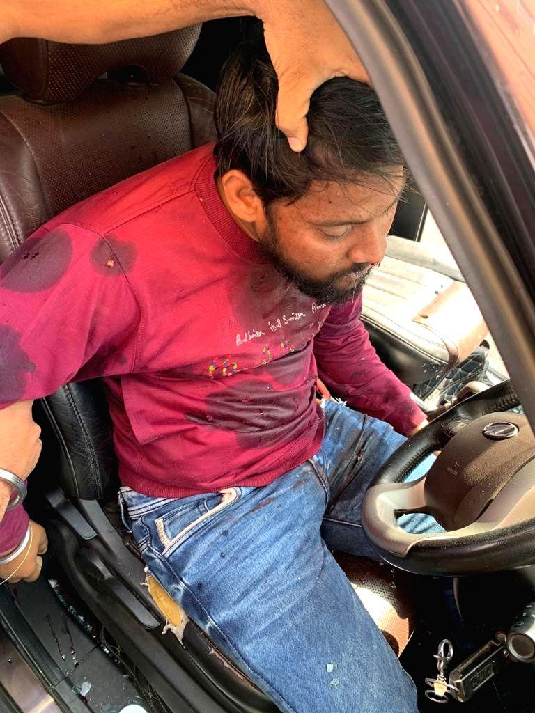 Youth shot dead in broad daylight in Gurugram.