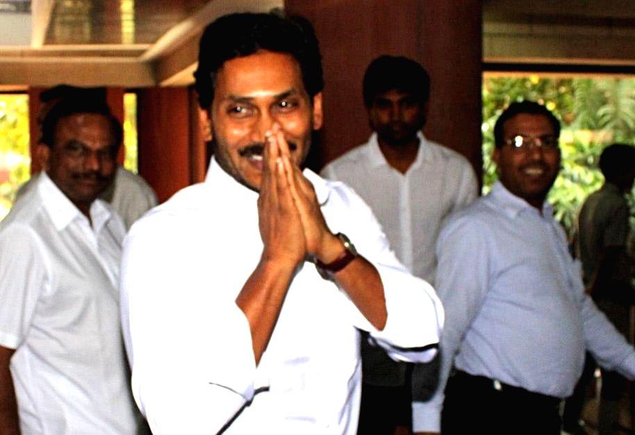 YS Jagan Mohan Reddy. (File Photo: IANS) � - Jagan Mohan Reddy