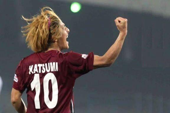 Yusa Katsumi.
