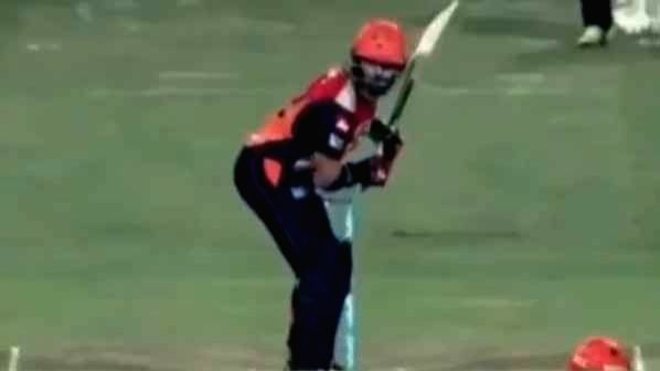 Yuvraj walks down memory lane to reveal one of his favourite shots.