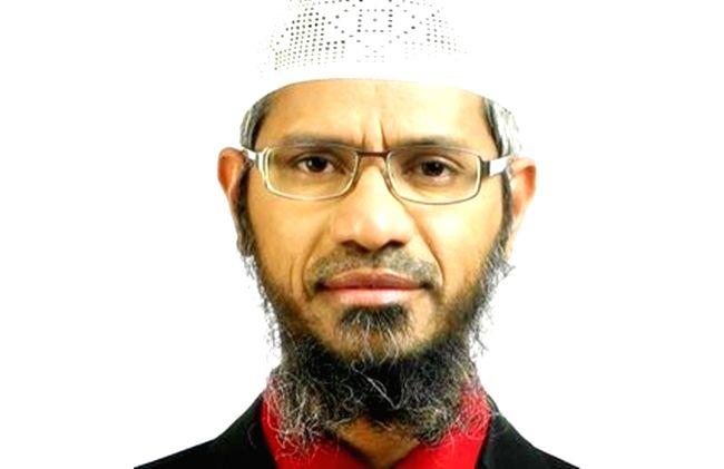Zakir Naik (Photo: facebook@zakirnaik)