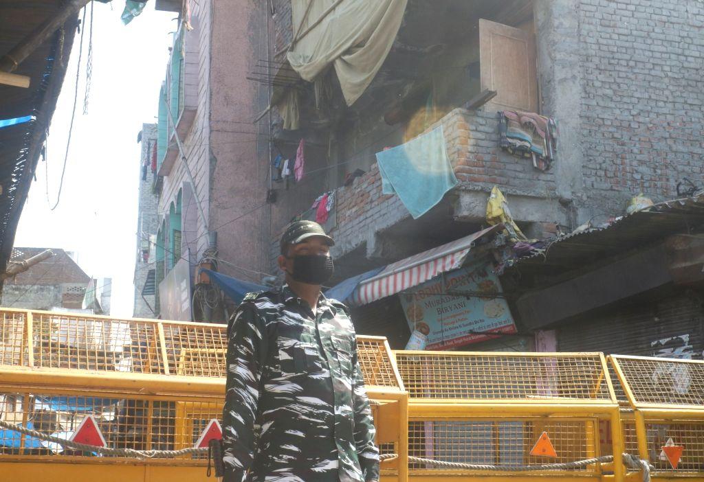 Zero COVID-19 cases in 2 weeks in Delhi's 5 containment zones