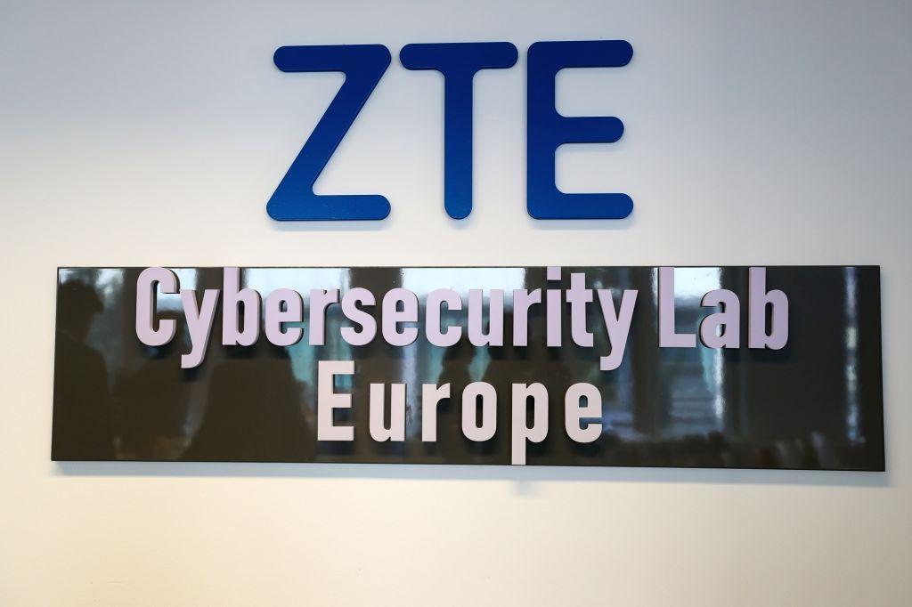 ZTE patents for slider design, dual selfie camera device