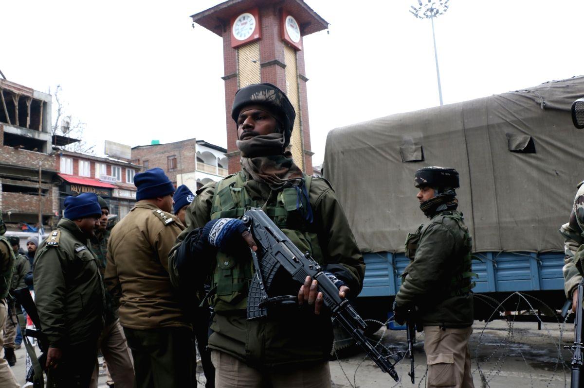 10 long operating terrorists killed in J&K in 20 days
