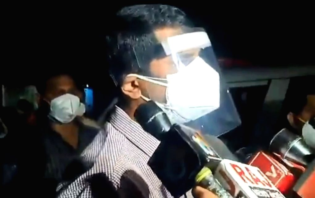 11 Covid patients die as oxygen supply delayed at Tirupati hospital