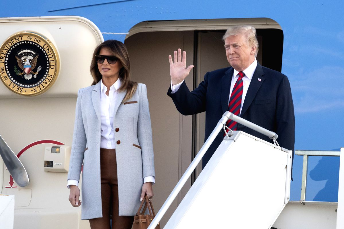 12-member delegation to accompany Trump to India