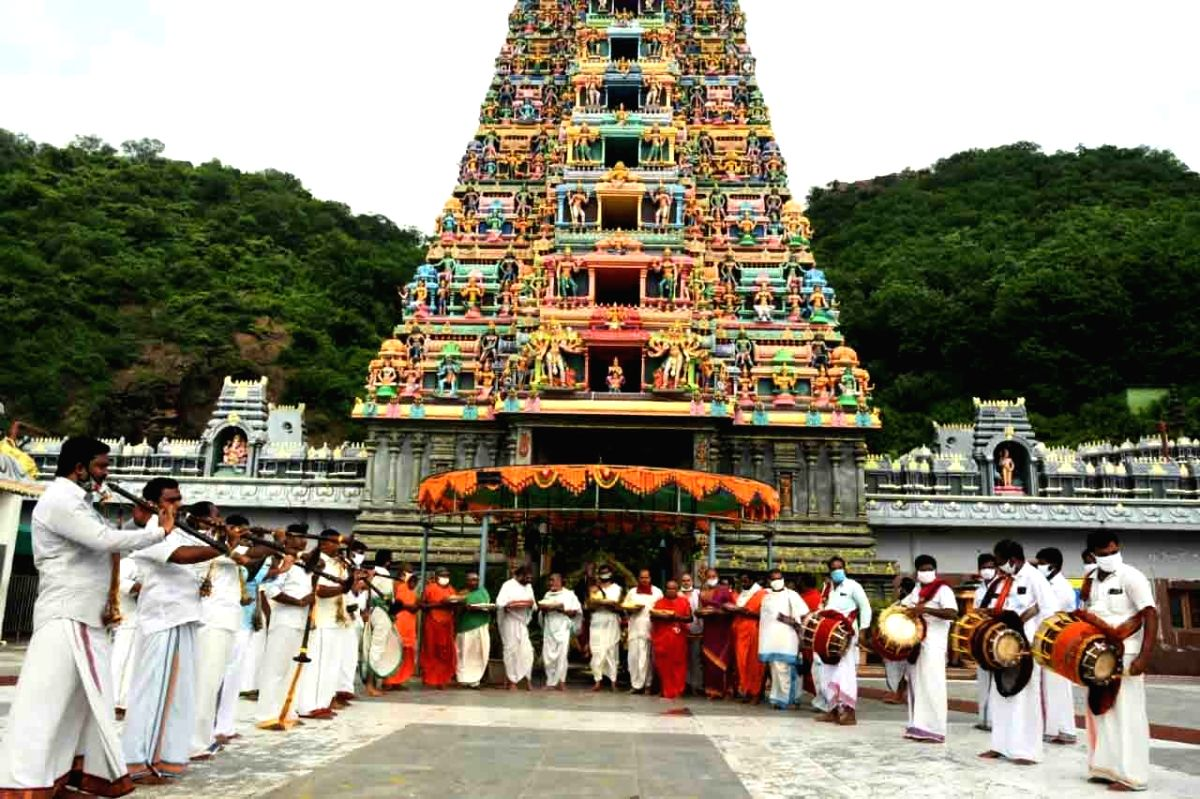 13 Vijayawada Durga temple employees suspended